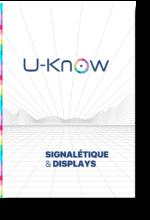 Signalétique et displays-Ombre
