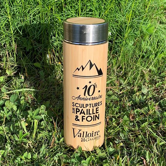 Thermos ecologique OT Valloire Savoie 73
