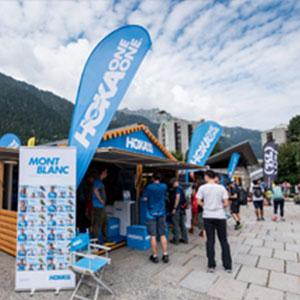 Oriflamme Hoka Haute Savoie 74