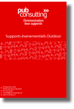 Supports evenements Outdoor-Ombre