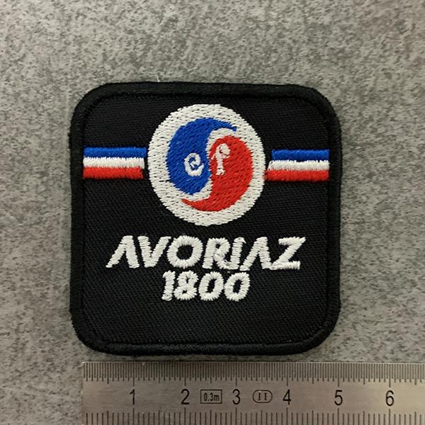 Ecussons ESF Avoriaz Haute Savoie 74