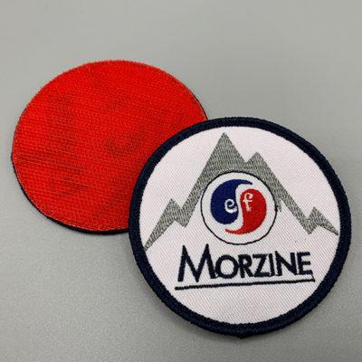 Ecussons ESF Morzine Haute Savoie 74